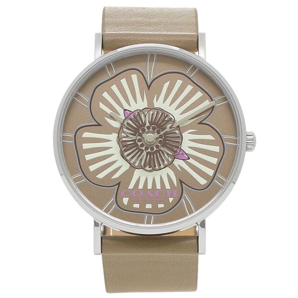 COACH 腕時計 レディース コーチ 14503230 ブラウン マルチ