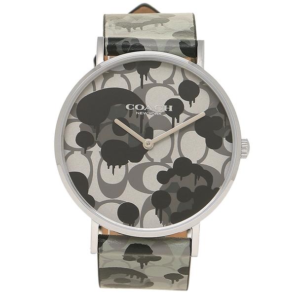 COACH 腕時計 レディース コーチ 14503248 グレー ブラック