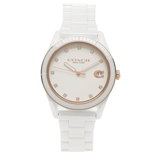 COACH 腕時計 レディース コーチ 14503263 ホワイト