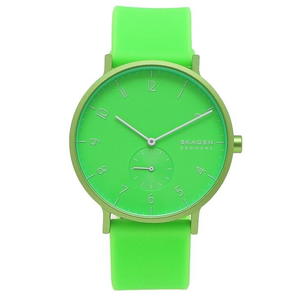 SKAGEN 腕時計 メンズ スカーゲン SKW6556 グリーン
