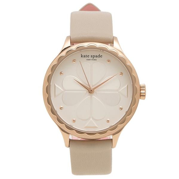 KATE SPADE 腕時計 レディース ケイトスペード KSW1538 ピンク ベージュ