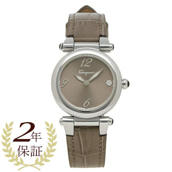 Salvatore Ferragamo 腕時計 レディース フェラガモ SFEY00219 ブラウン