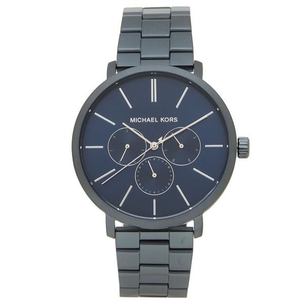 MICHAEL KORS 腕時計 メンズ マイケルコース MK8704 ネイビー