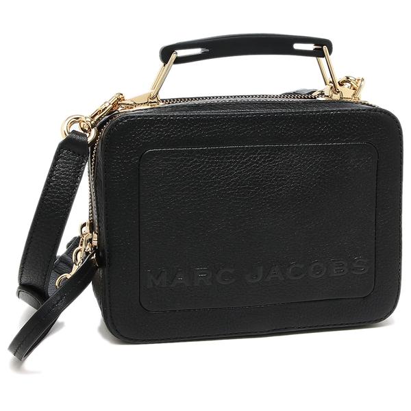 MARC JACOBS ハンドバッグ ショルダーバッグ レディース マークジェイコブス M0014840 001 ブラック