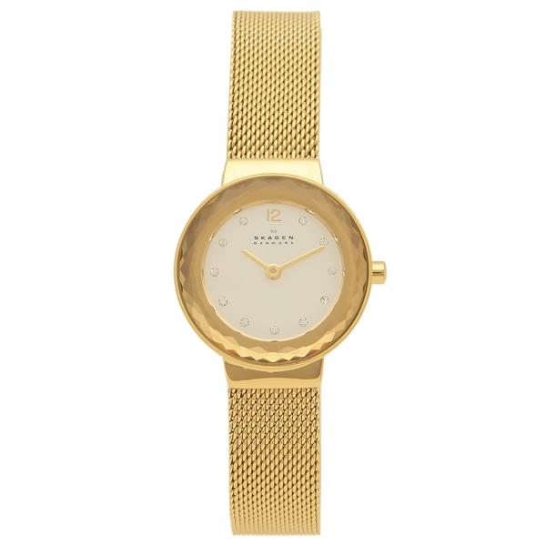 SKAGEN 腕時計 レディース スカーゲン SKW2800 ゴールド
