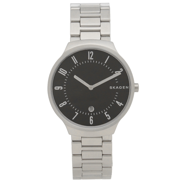SKAGEN 腕時計 メンズ スカーゲン SKW6515 シルバー ブラック