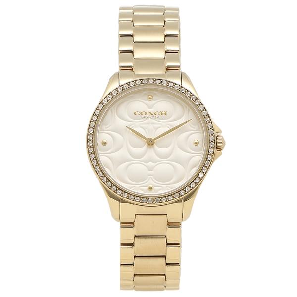 COACH 腕時計 レディース コーチ 14503071 ゴールド