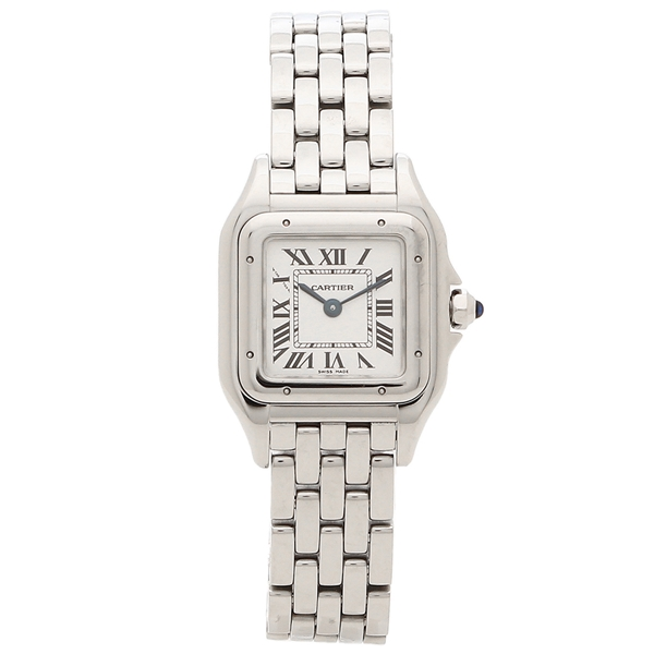 CARTIER 腕時計 レディース カルティエ WSPN0006 シルバー