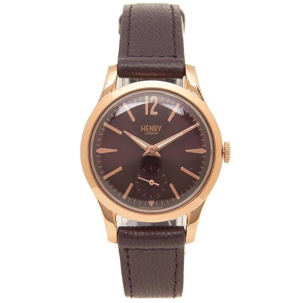 HENRY LONDON 腕時計 レディース HAMPSTEAD ハムステッド 30MM ヘンリーロンドン HL30-US-0076 パープル