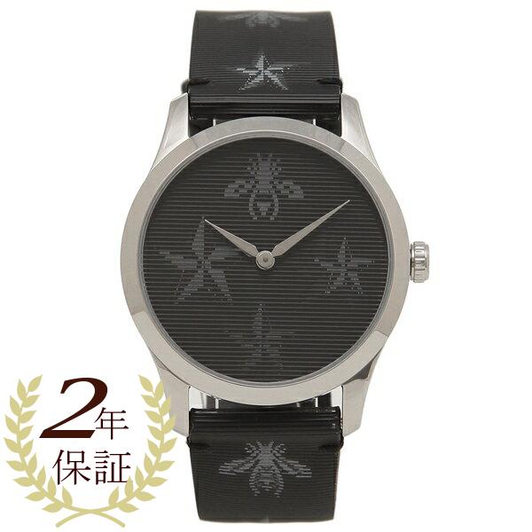GUCCI 腕時計 レディース メンズG-TIMELESS G-タイムレス 38MM グッチ YA1264105 ブラック
