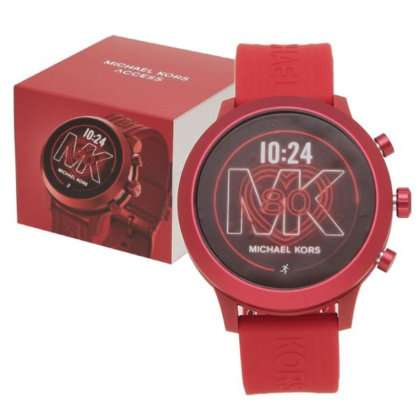 MICHAEL KORS 腕時計 スマートウォッチ レディース マイケルコース MKT5073 MKT5073600 レッド