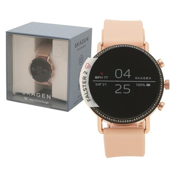 SKAGEN 腕時計 スマートウォッチ メンズ レディース スカーゲン SKT5107 ピンク
