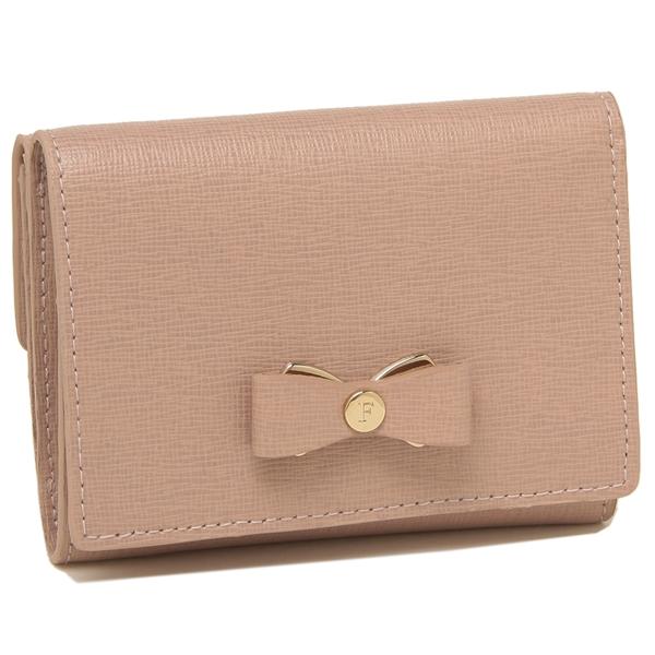 FURLA 折財布 アウトレット レディース フルラ 1041709 PAU3 B30 6M0 ピンク
