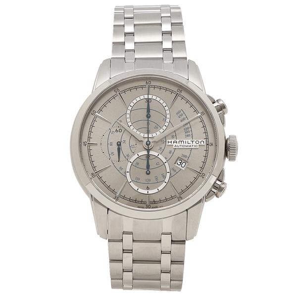 HAMILTON 腕時計 メンズ ハミルトン H40656181 44MM シルバー