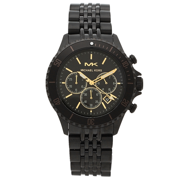 MICHAEL KORS 腕時計 メンズ マイケルコース MK8750 44MM ブラック