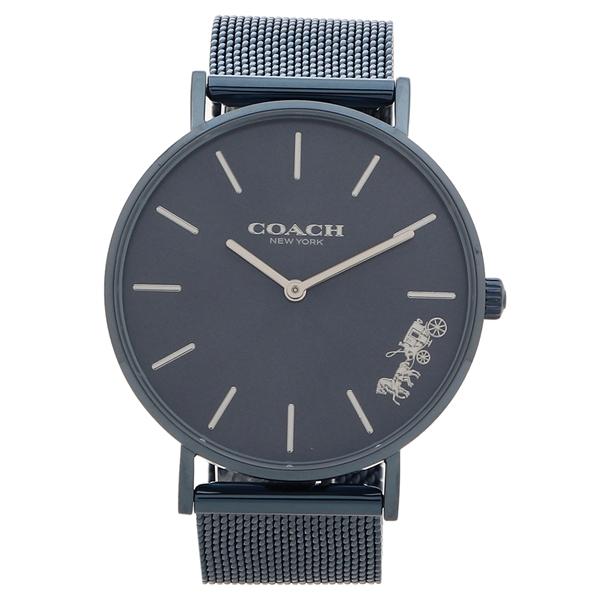 コーチ 時計 COACH 14503485 PERRY ペリー クォーツ レディース腕時計ウォッチ ブルー