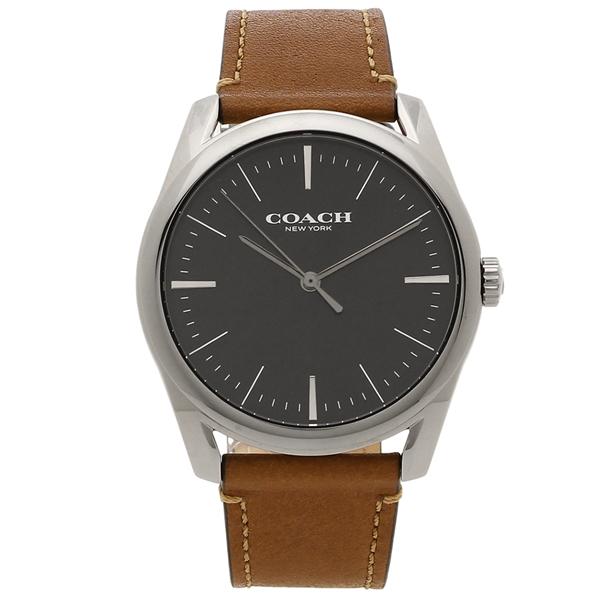 COACH 腕時計 レディース コーチ 14602396 40MM ブラック ブラウン
