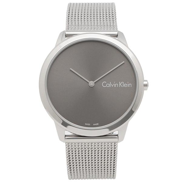 CALVIN KLEIN 腕時計 メンズ カルバンクライン K3M211Y3 40MM グレー
