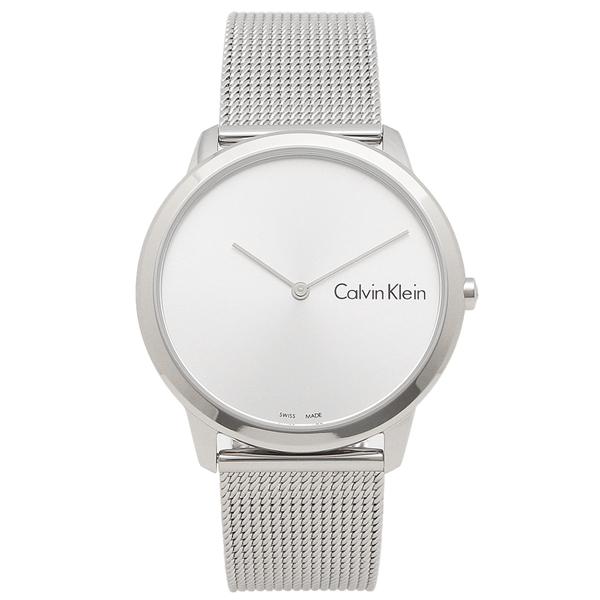 CALVIN KLEIN 腕時計 メンズ カルバンクライン K3M211Y6 40MM シルバー