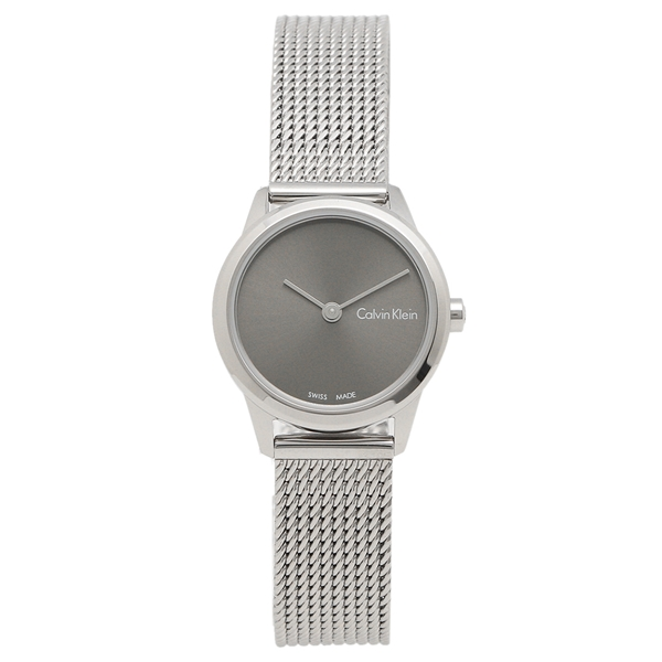 CALVIN KLEIN 腕時計 レディース カルバンクライン K3M231Y3 シルバー