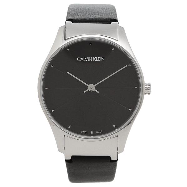 CALVIN KLEIN 腕時計 レディース カルバンクライン K4D221CY 32MM ブラック