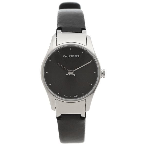 CALVIN KLEIN 腕時計 レディース カルバンクライン K4D231CY 24MM ブラック