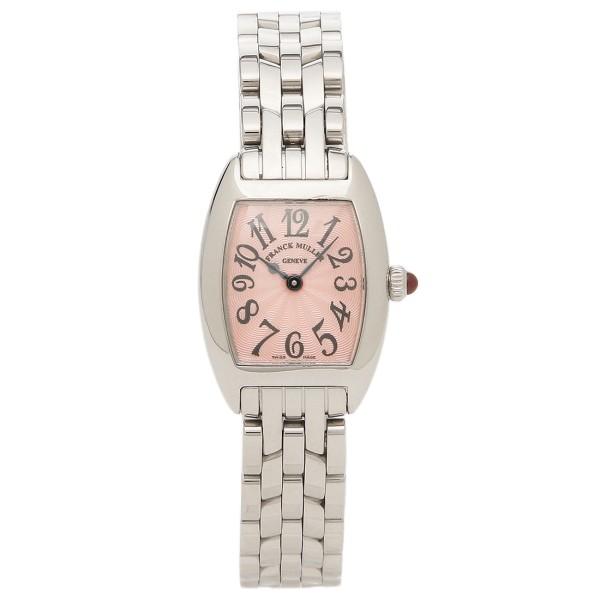 FRANCK MULLER 腕時計 レディース フランクミュラー 2502QZO PNK シルバー ピンク