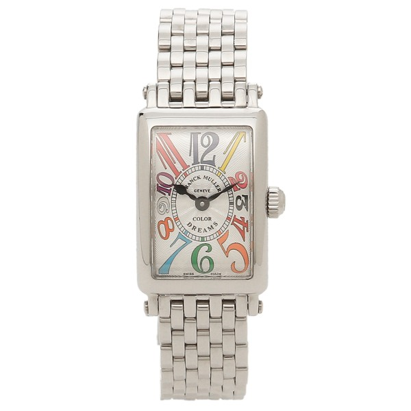 FRANCK MULLER 腕時計 レディース フランクミュラー 802QZCOLDRMO BKH シルバー