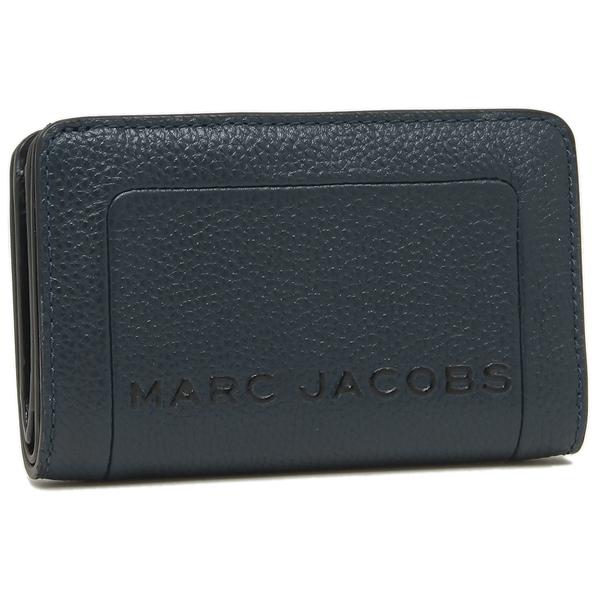 MARC JACOBS 折財布 レディース マークジェイコブス M0015105 426 ブルー