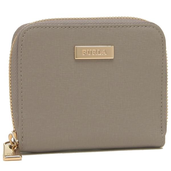 FURLA 折財布 アウトレット レディース フルラ 1005947 PS86 B30 SBB グレー