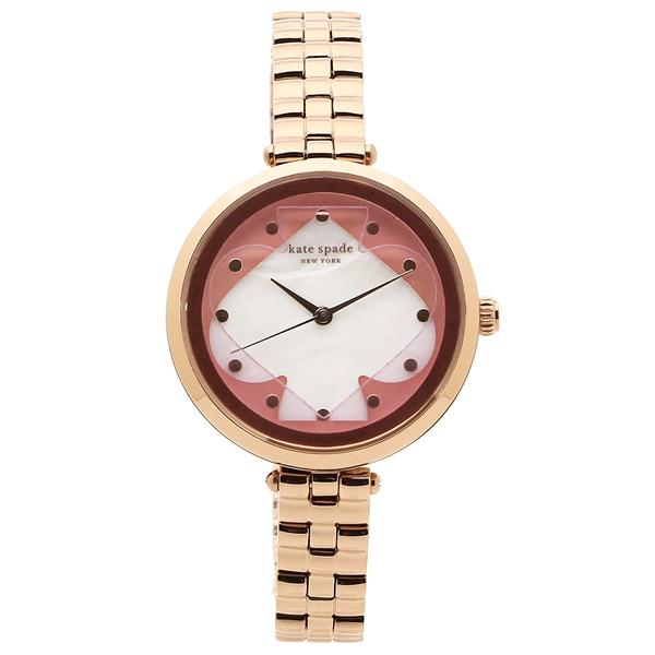 KATE SPADE 腕時計 レディース ケイトスペード KSW1522 34MM ローズゴールド