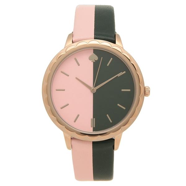 KATE SPADE 腕時計 レディース ケイトスペード KSW1530 35MM ピンク ブラック