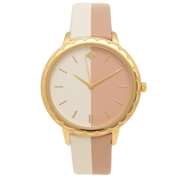 KATE SPADE 腕時計 レディース ケイトスペード KSW1531 35MM ピンク ホワイト