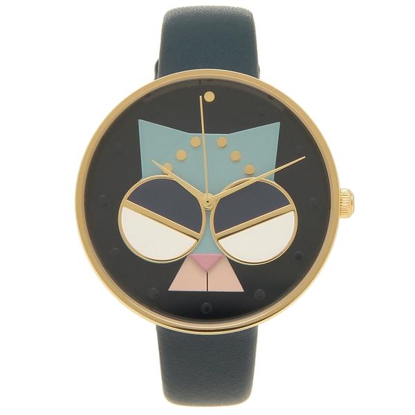 KATE SPADE 腕時計 レディース ケイトスペード KSW1540 36MM ネイビー