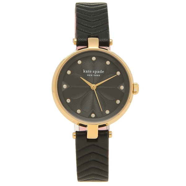 KATE SPADE 腕時計 レディース ケイトスペード KSW1546 30MM ブラック