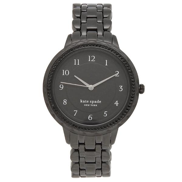 KATE SPADE 腕時計 レディース ケイトスペード KSW1553 36MM ブラック