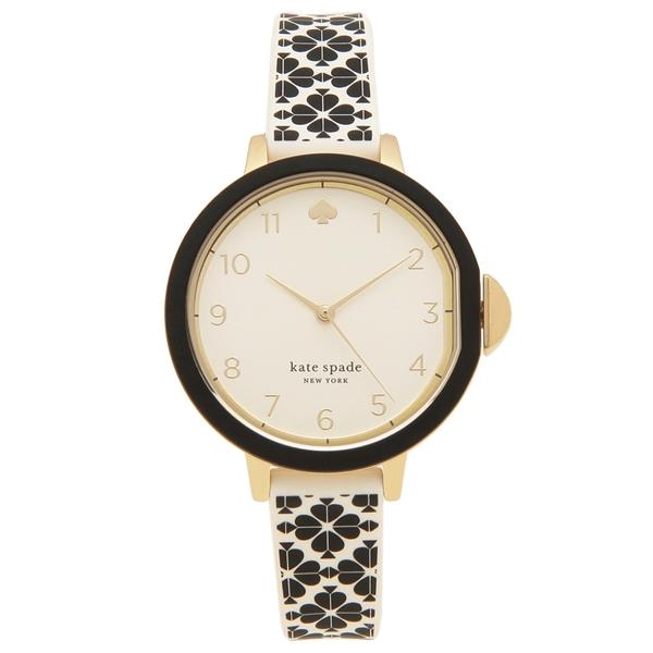 KATE SPADE 腕時計 レディース ケイトスペード KSW1569 34MM ブラック ホワイト