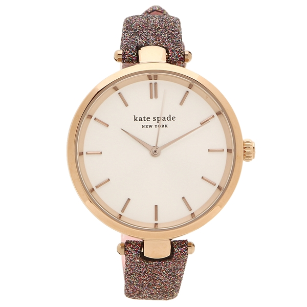 KATE SPADE 腕時計 レディース ケイトスペード KSW1580 34MM マルチ ホワイト