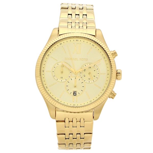 MICHAEL KORS 腕時計 メンズ マイケルコース MK8693 ゴールド