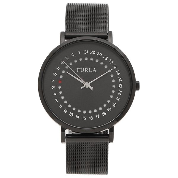 FURLA 腕時計 レディース フルラ R4253121504 ジャーダ 42MM ブラック