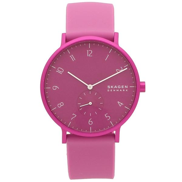 SKAGEN 腕時計 レディース メンズ スカーゲン SKW6543 ピンク