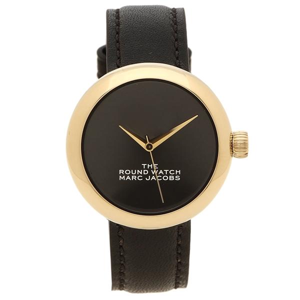 MARC JACOBS 腕時計 レディース マークジェイコブス MJ0120179282 M8000727 003 32MM ブラック ゴールド