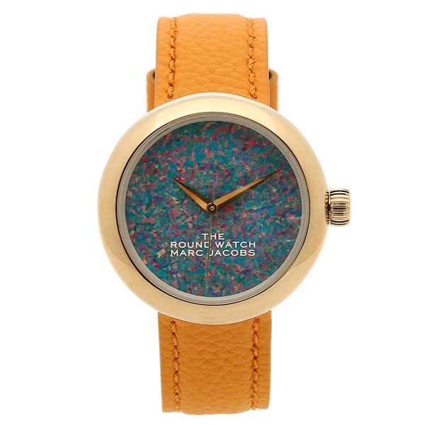 MARC JACOBS 腕時計 レディース マークジェイコブス MJ0120179284 M8000728 802 32MM オレンジ ゴールド