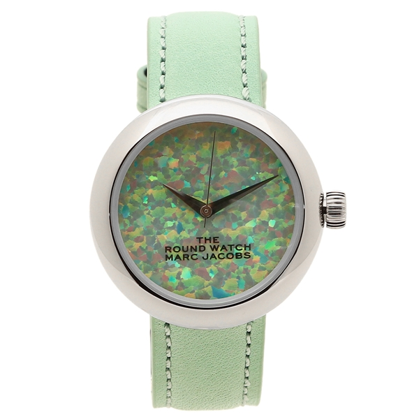 MARC JACOBS 腕時計 レディース マークジェイコブス MJ0120179285 M8000728 312 32MM ミント シルバー