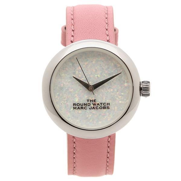 MARC JACOBS 腕時計 レディース マークジェイコブス MJ0120179286 M8000728 652 32MM ピンク シルバー