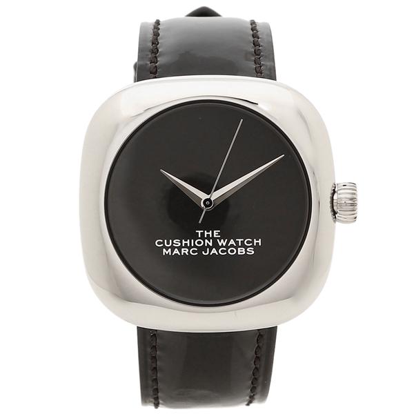 MARC JACOBS 腕時計 レディース マークジェイコブス MJ0120179301 M8000733 004 36MM ブラック シルバー