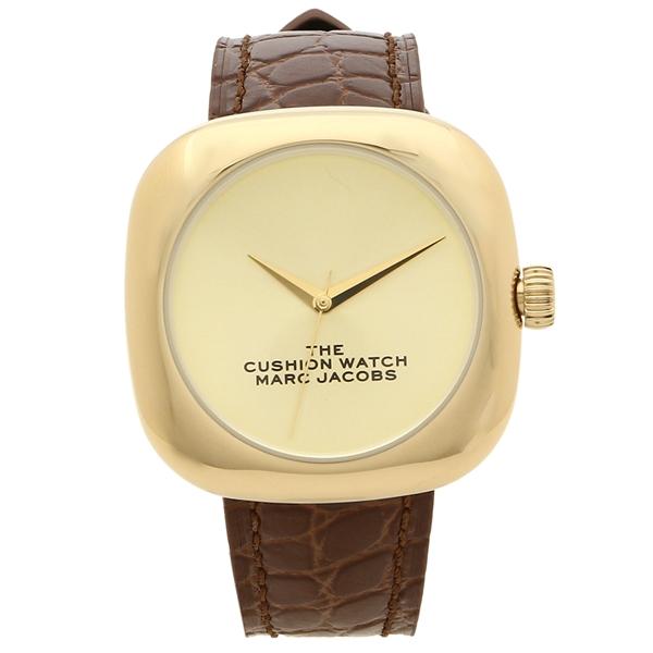 MARC JACOBS 腕時計 レディース マークジェイコブス MJ0120179305 M8000733 212 36MM ブラウン ゴールド