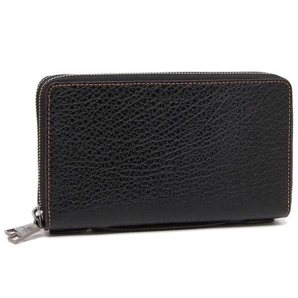 COACH 長財布 セカンドバッグ アウトレット メンズ レディース コーチ F87104 BLK ブラック