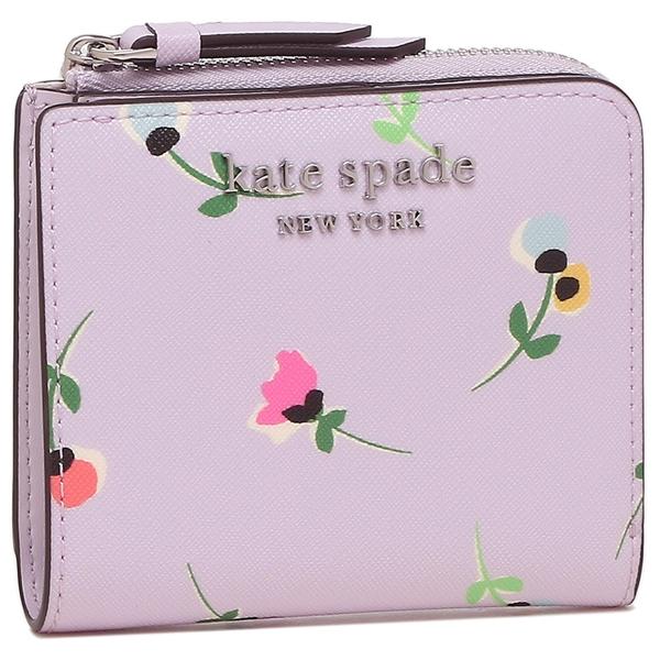 KATE SPADE 折財布 アウトレット レディース ケイトスペード WLRU5903 974 マルチ