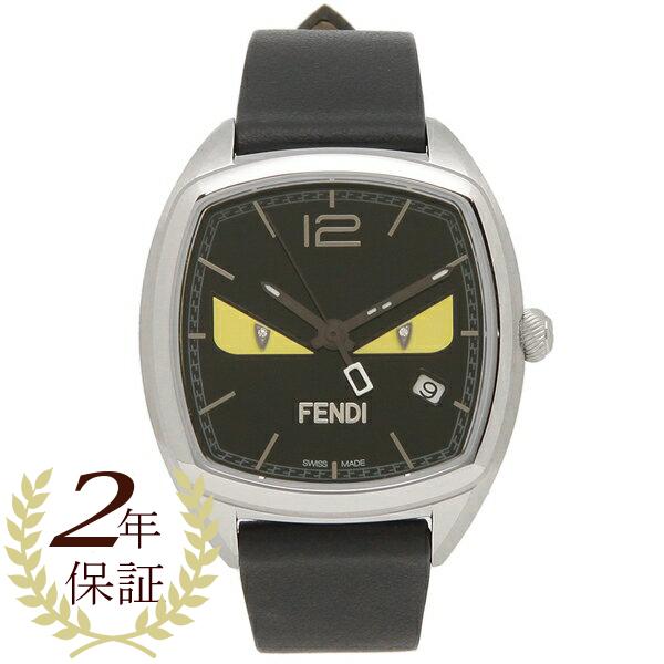 FENDI 腕時計 レディース フェンディ F222031611D1 ブラック